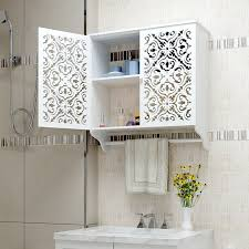 bathroom wall cabinets 43 over the toilet storage ideas for extra