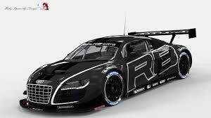 Audi R8 Grey - custom grey edition audi r8 lms racedepartment