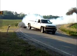 diesel jeep rollin coal video coal rolling duramax repeatedly annihilates tires diesel army