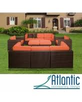 Milano Patio Furniture Cyber Monday U0027s Hottest Deal On Cove 10 Piece Modular Set Black