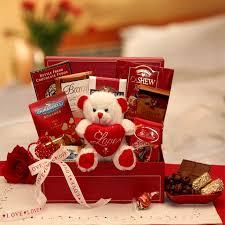 Valentine S Day Gift Baskets Valentines Day Gift Basket Delivery To Usa Send Valentines Day