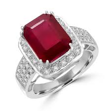 red emerald rings images Red ruby ring bijoux majesty jpg