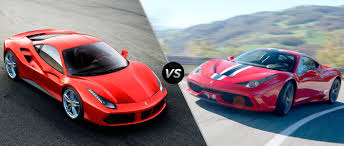 fastest ferrari ferrari of san francisco watch the ferrari 488 gtb face off