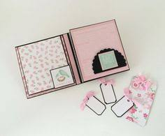 photo albums for babies baby girl photo album pink and black babies di callmecraftie