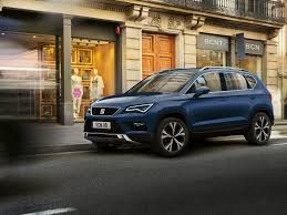 seat ateca blue new seat ateca xcellence 1 6 tdi eco 115ps at seat in northamptonshire