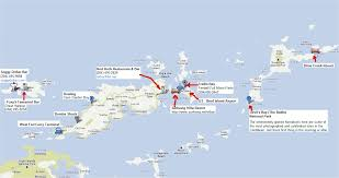 Map Of Caribbean Island by 2012 British Virgin Islands