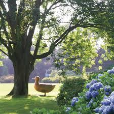 garden inspiration hamptons garden of peter marino hello lovely