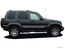 2006 green jeep liberty image 2006 jeep liberty 4 door limited 4wd side exterior view size