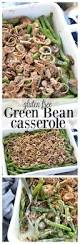 gluten free green bean casserole what the fork
