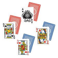 casino card cutouts pack of 4 45 7cm packs