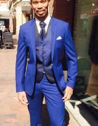 lavalli re mariage mariage en costume bleu gilet et lavallière gianni ferrucci
