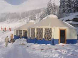 Living In A Yurt by The More You Know Rainier Yurts