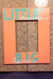 best 25 sorority picture frames ideas on big