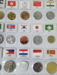 Flag Of All Countries Amazon Com Coin Collection Starter Kit 60 Countries Coins 100