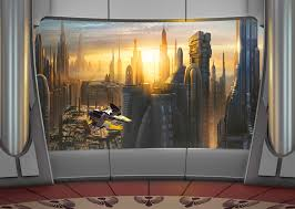 Tapisserie Poster Mural by Poster Mural Geant Star Wars U2013 Resine De Protection Pour Peinture