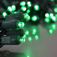 green led string lights green led christmas lights 50 lights