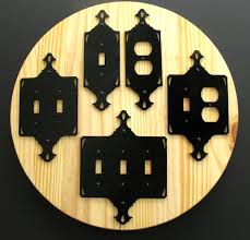 Decorative Iron Switch Covers  Bighorn Forge s Weblog