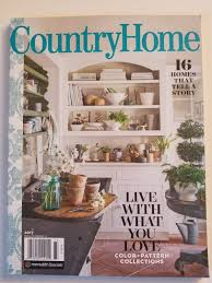 country home september 2017 magazine 16 homes that tell a story ebay