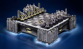10 cool chess sets inspired from movies and games