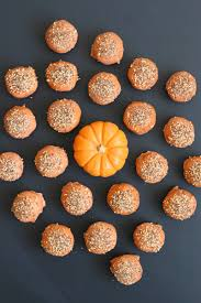 Halloween Spice Cake by Pumpkin Spice Cake Balls The Bakermama