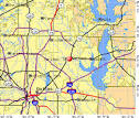 Garland, Texas (TX) profile: population, maps, real estate
