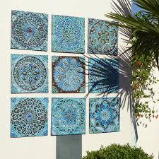 marvelous outdoor wall art metal ideas bunnings nz perth australia
