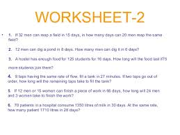 all worksheets direct proportion word problems worksheets