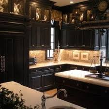Black Cabinets Kitchen Black Cabinets Home Design Simple Black Kitchen Cabinets Home