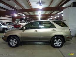 lexus model rx 300 2003 burnished gold metallic lexus rx 300 awd 46777510 gtcarlot