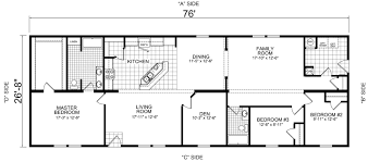 Iseman Homes Floor Plans New Factory Direct Mobile Homes For Sale From 21 900