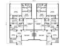 duplex house plans for 700 sq ft decohome