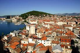 wallpaper city of split croatia cities houses
