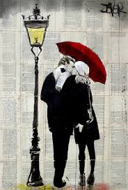 saatchi art lamp lovers drawing by loui jover