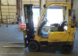 hyster s50ft forklift item dh9348 sold august 2 vehicle