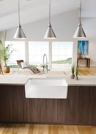 Kitchen Decorate Kitchen Ideas With Exciting Whitehaus Sinks - Kohler corner kitchen sink