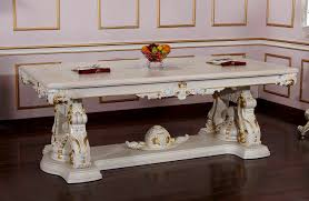 hand carved home furniture classic dining room furniture sets