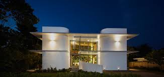 modernist architecture stunning di lido island house merges miami modernist architecture