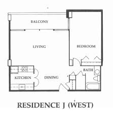 Square Floor Plans by Residence Floor Plans