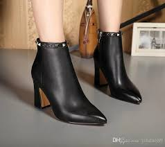 womens ankle boots sale discount designer womens fashion heeled ankle boots sale 2018