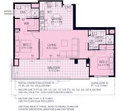 Another Word For Floor Plan by Aire West Perth Apartments High Quality City Living