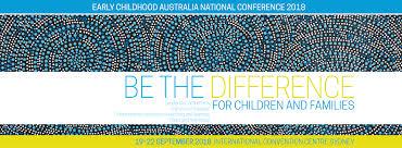 eca conference u2013 early childhood australia conference
