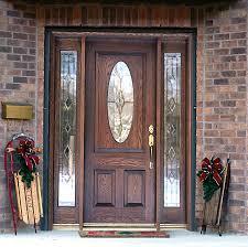 Front Doors For Home Elegant Exterior Wooden Doors With Frame Exterior Wooden Doors For