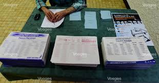bureau de vote 12 edition d epinal elections régionales le vote dans le secteur