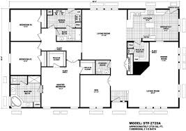 floor plan stf 2720a santa fe durango homes built by cavco