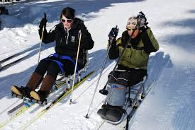 adaptive cross country skiing adaptive sports for anyone with a