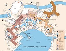 Coronado Springs Resort Map Yacht Club Room Number Map Wdwmagic Unofficial Walt Disney