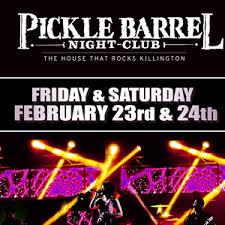 garden state radio tickets pickle barrel nightclub bandsintown