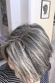 104 best growing out my gray hair images on pinterest silver