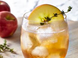 Southern Comfort Punch Recipe Bourbon Apple Cider Thyme Punch Recipe Southern Living