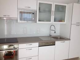 credence cuisine blanc laqué plan de travail cuisine blanc laque mh home design 12 mar 18 22